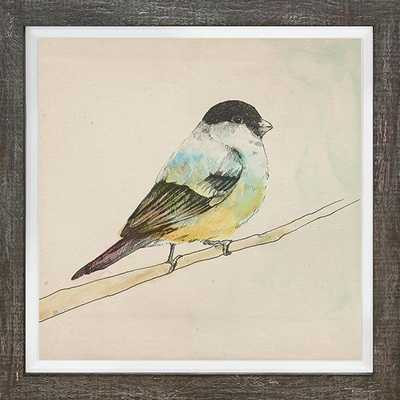 PRETTY LITTLE BIRD FRAMED WALL ART I - Home Decorators