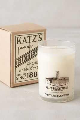 Katz's Delicatessen Candle - Anthropologie
