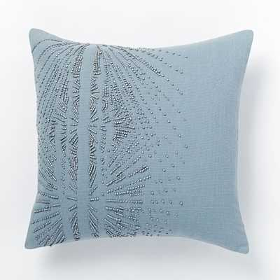 Beaded Galaxy Burst Pillow Cover - West Elm