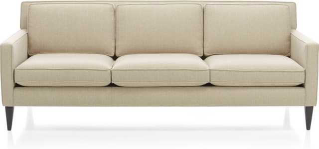 Rochelle Sofa - Desert - Crate and Barrel