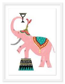 Danielle Kroll, Elephants Forget - One Kings Lane