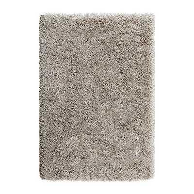 """GÃ…SER Rug, high pile, beige - 5 ' 7 """" x 7 ' 10 """" - Ikea"""