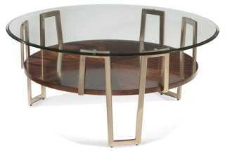 Jessa Coffee Table - One Kings Lane
