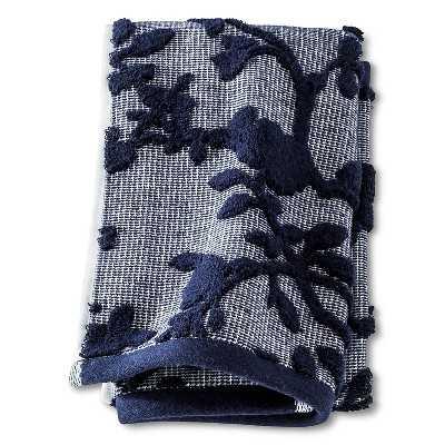 Thrshld Flrl hand Towel - Target