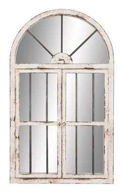 Arched Window Wall Mirror - lightingdirect.com