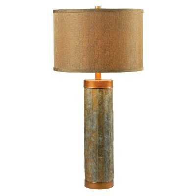 Mattias Table Lamp - Slate - Target