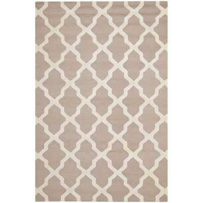 Safavieh Cambridge Beige & Ivory Area Rug - Wayfair