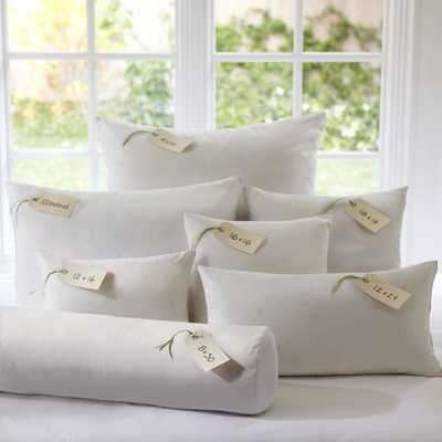 "Pillow Inserts - Spiraloft - 18''x 18"" - Pottery Barn Teen"