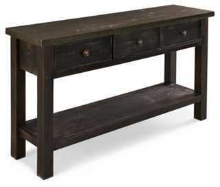"""Cole 56"""" Console Table - One Kings Lane"""