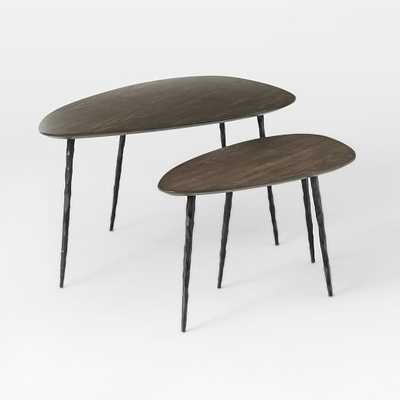 Architect Nesting Coffee Tables - West Elm