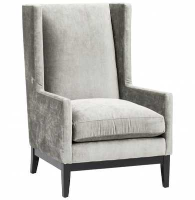 Lennon Chair, Brussels Charcoal - High Fashion Home