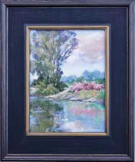 "Early Morning Light-15""18""-Framed - One Kings Lane"