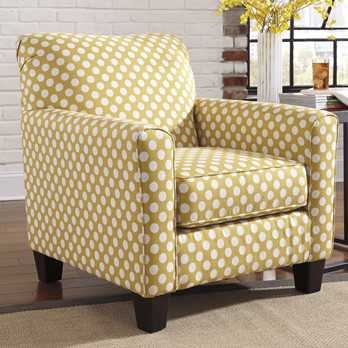Brindon Arm Chair and Ottoman - Wayfair