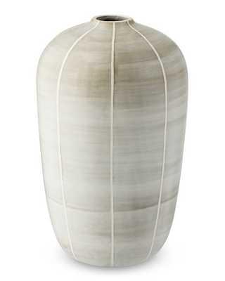 Watercolor Vase, Sand - Williams Sonoma