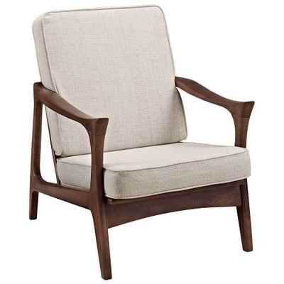 Forest Lounge Chair - Domino
