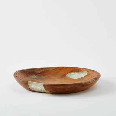 Wood + Resin Trays - West Elm