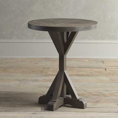 Stowe Round Side Tableby Birch Lane - Wayfair