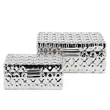 Nexus Boxes - Set of 2 - Z Gallerie