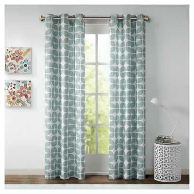 "Sonya Geometric Curtain Panel Pair-42""x63"" - Target"