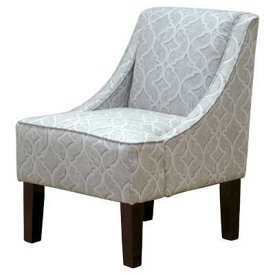 Hudson Swoop Chair - Prints - Pottery Barn