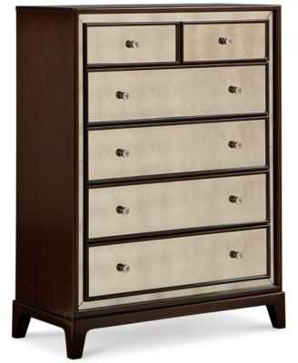 Gotham Bedroom 6 Drawer Chest - Macys