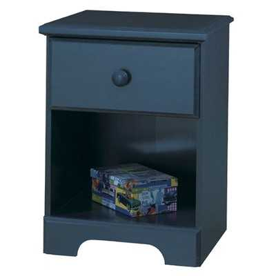 South Shore Nightstand - Blueberry - Target
