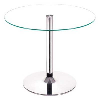 Galaxy Dining Table - Chrome - Target