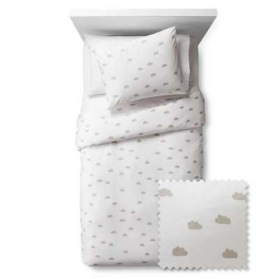 Clouds Duvet Cover Set - Twin - Target