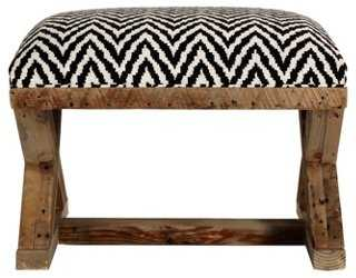 X-Base Ottoman - One Kings Lane