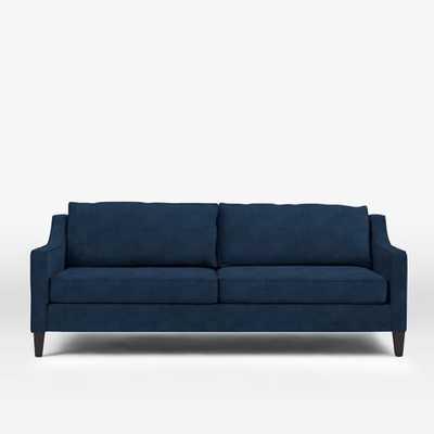 Paidge Sleeper Sofa-Ink blue - West Elm