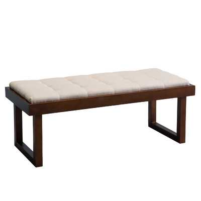 Bayer Upholstered Bench - Wayfair