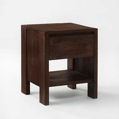 Boerum Nightstand - Café - West Elm
