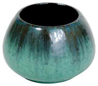 Bulbous Vase by Fulper - One Kings Lane