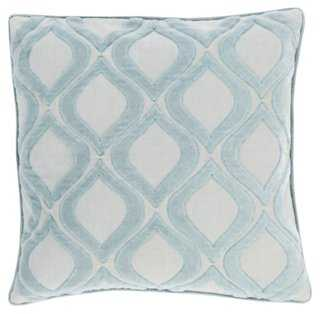 Alexandria Pillow - One Kings Lane