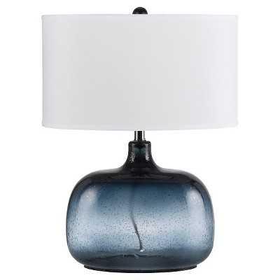 Cal Lighting Christi glass Table Lamp - Target