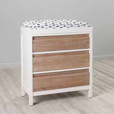 Whitewash Andersen 3-Drawer Dresser - Land of Nod