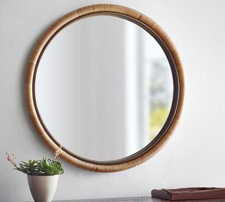 Addison Round Mirror - Pottery Barn