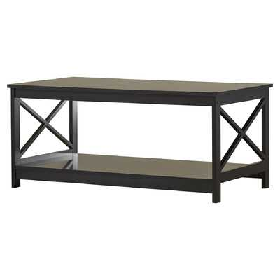 Stannard Coffee Table - Black - Wayfair