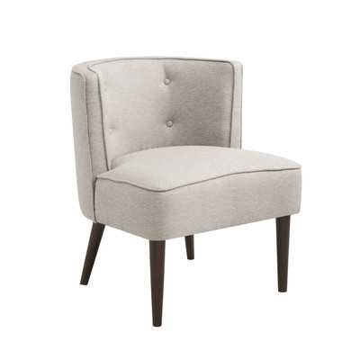 ierra Button Tufted Barrel Chair - Wayfair