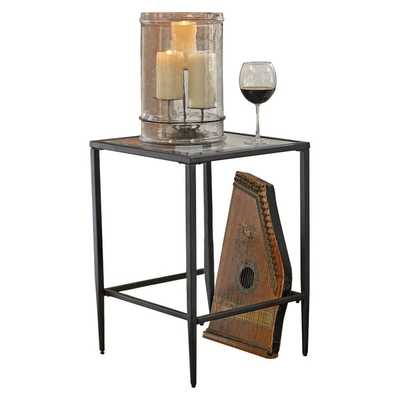 Harlan Square Side Table - Birch Lane