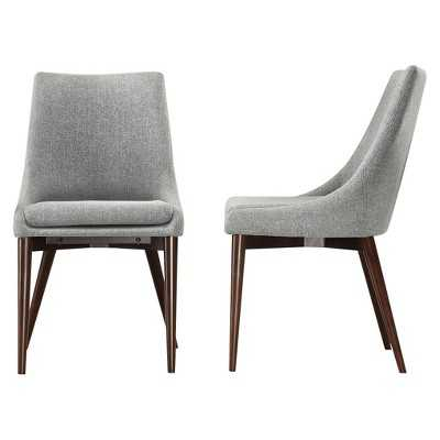 Sullivan Dining Chair - Gray (Set of 2) - Target