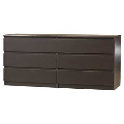 Plotinus 6 Drawer Dresser - Wayfair