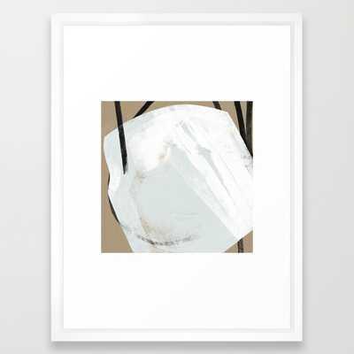 """UNTITLED #11 - 20"""" X 26"""" - framed - Society6"""