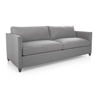 Dryden Sofa - Fog - Crate and Barrel