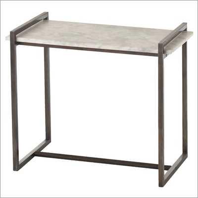 Arteriors Home Hollis Iron Marlboro Side Table - vivedecor.net