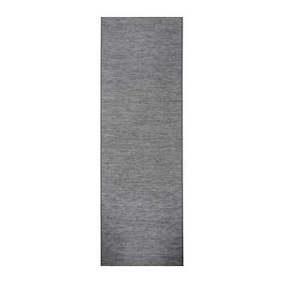 FÖNSTERVIVA Panel curtain - Dark gray - Ikea