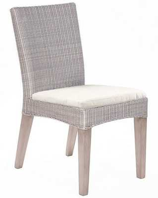 Kingsley-Bate Paris Dining Side Chair with Cusion - AuthenTEAK