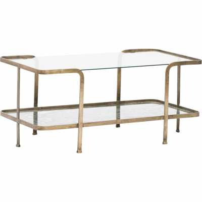 Collete Coffee Table - High Fashion Home