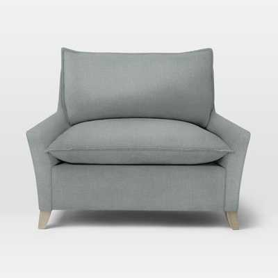 Bliss Down-Filled Chair-and-a-Half - West Elm