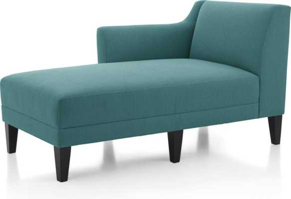 Margot Left Arm Chaise - Crate and Barrel